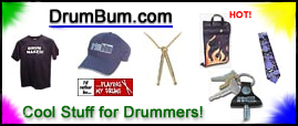 DRUM BUM: T-shirts and Gifts for Drummers! - Kids Drums